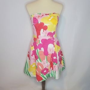 Lilly Pulitzer blossom floral dress 6